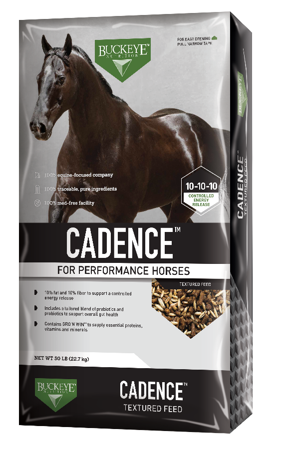 CADENCE™ Textured Feed package