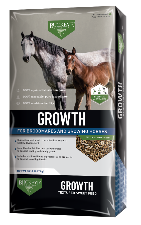 Growth Textured Sweet Feed package image