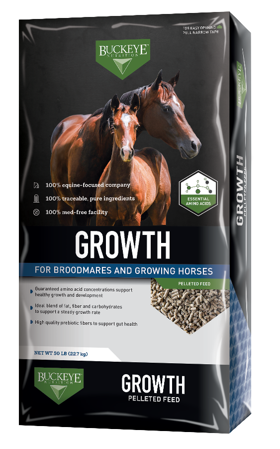 GROWTH Pelleted Feed package image