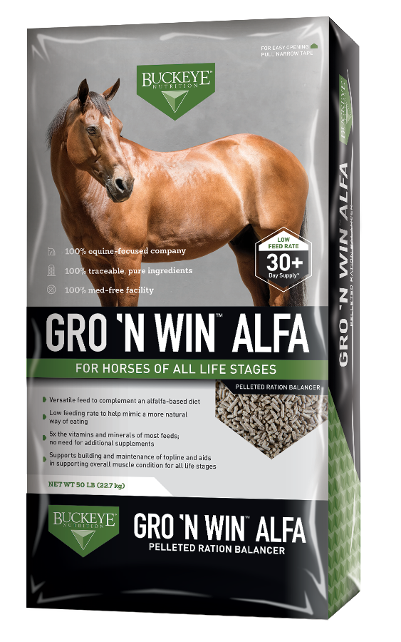 GRO 'N WIN™ Alfa Ration Balancer package