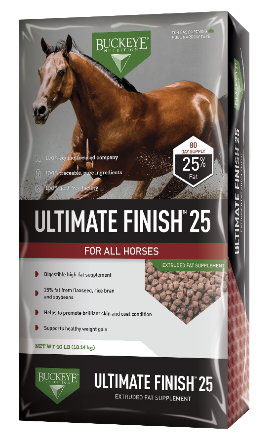 ULTIMATE FINISH™ 25 package