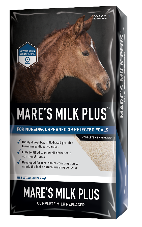 MARE'S MILK PLUS™ Powdered Milk Replacer package image