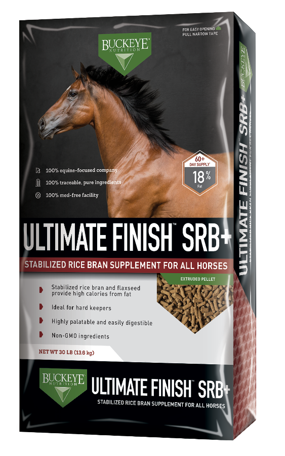 ULTIMATE FINISH™ SRB+ Extruded Fat Supplement package