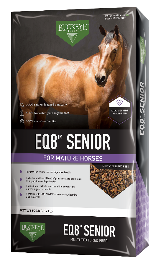 EQ8™ Senior Gut Health Multi-Textured Feed package