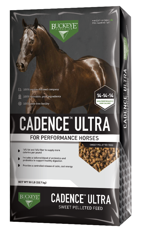CADENCE™ Ultra Sweet Pelleted Feed package